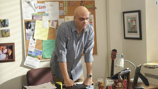 '30 Rock': The self-evaluation of Pete Hornberger