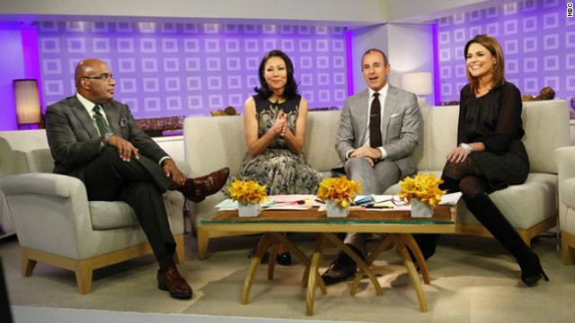 Matt Lauer&#039;s sticking around on &#039;Today&#039;