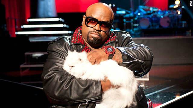 Cee Lo's cat Purrfect racks up Twitter followers