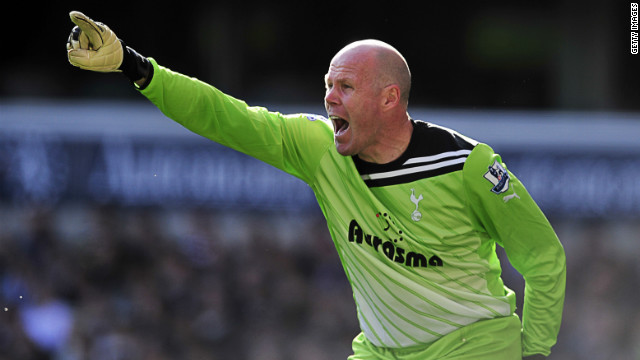 Brad Friedel is 40 years old and has been playing in the English Premier League since 1997 -- but he is yet to make an appearance in the European Champions League.