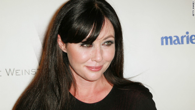 Shannen Doherty weighs in on Jennie Garth's divorce