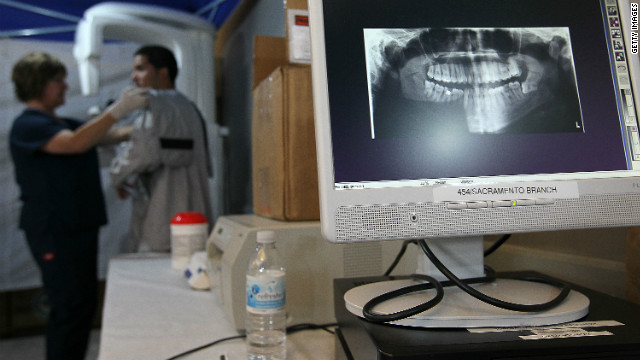 Brain tumors linked to dental X-rays