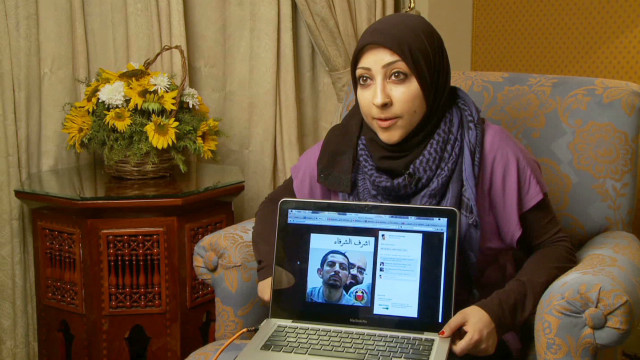Al-Khawaja has been on hunger strike for almost two months, and his daughter told CNN she fears for his health.