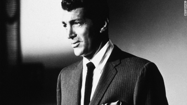 Years after his death, Dean Martin's relaxing singing voice is still a presence on TV, in shopping malls and restaurants.