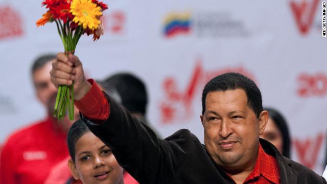 Hugo Chávez regresa a Cuba para continuar su tratamiento contra el cáncer