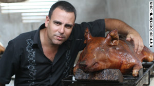 Preserving Cuba's cuisine, one pig at a time