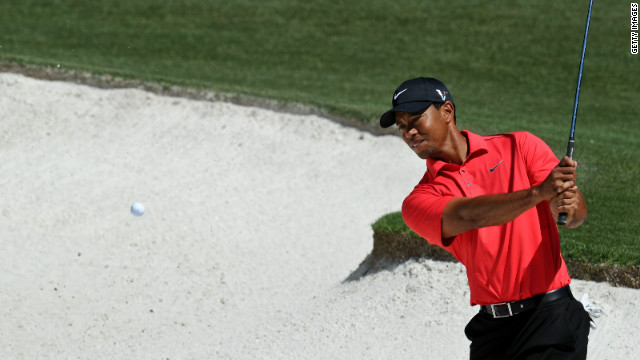 Tiger Woods continued to struggle in the final round with a two-over-par 74 to finish five-over.