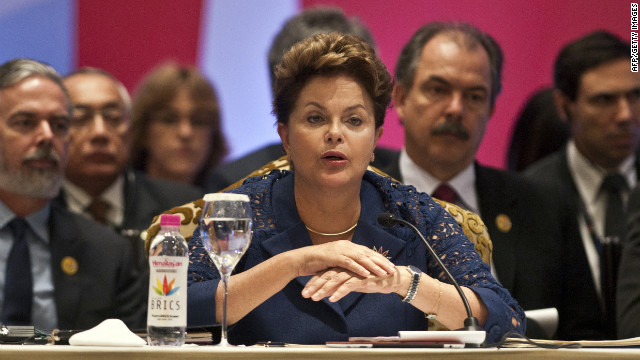 El comercio y la energía acaparan la agenda de Obama y Rousseff