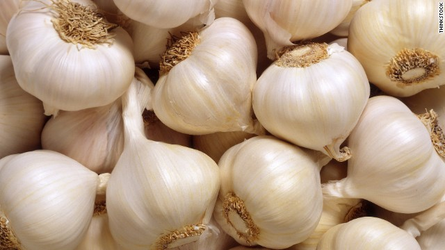 National garlic month
