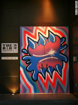 The Andaz 5th Avenue in New York City commissions street artists, graffiti gurus and tattoo artists to headline in their rotating artists-in-residence program.