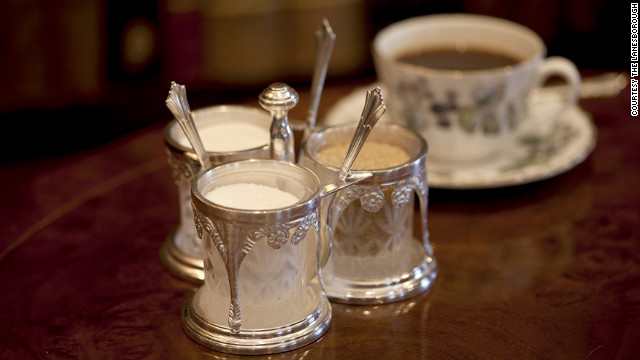 The Lanesborough in London decided to create a tea sommelier position and offers guests an award-winning afternoon tea service.