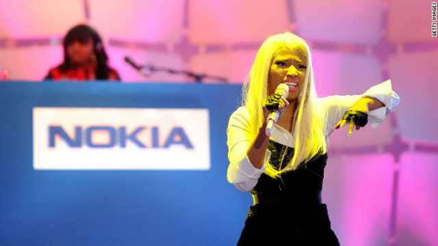 Nicki Minaj hosts surprise concert in NYC