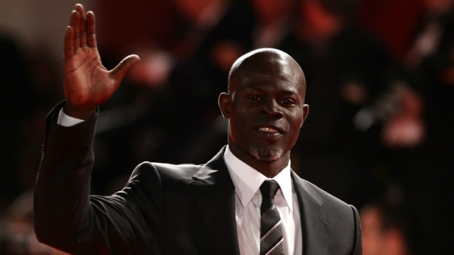 "Djimon Hounsou is a film star from Benin who has appeared in movies including ""Amistad,"" ""Blood Diamond"" and ""In America."""