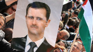 Al-Assad strategy backfiring?