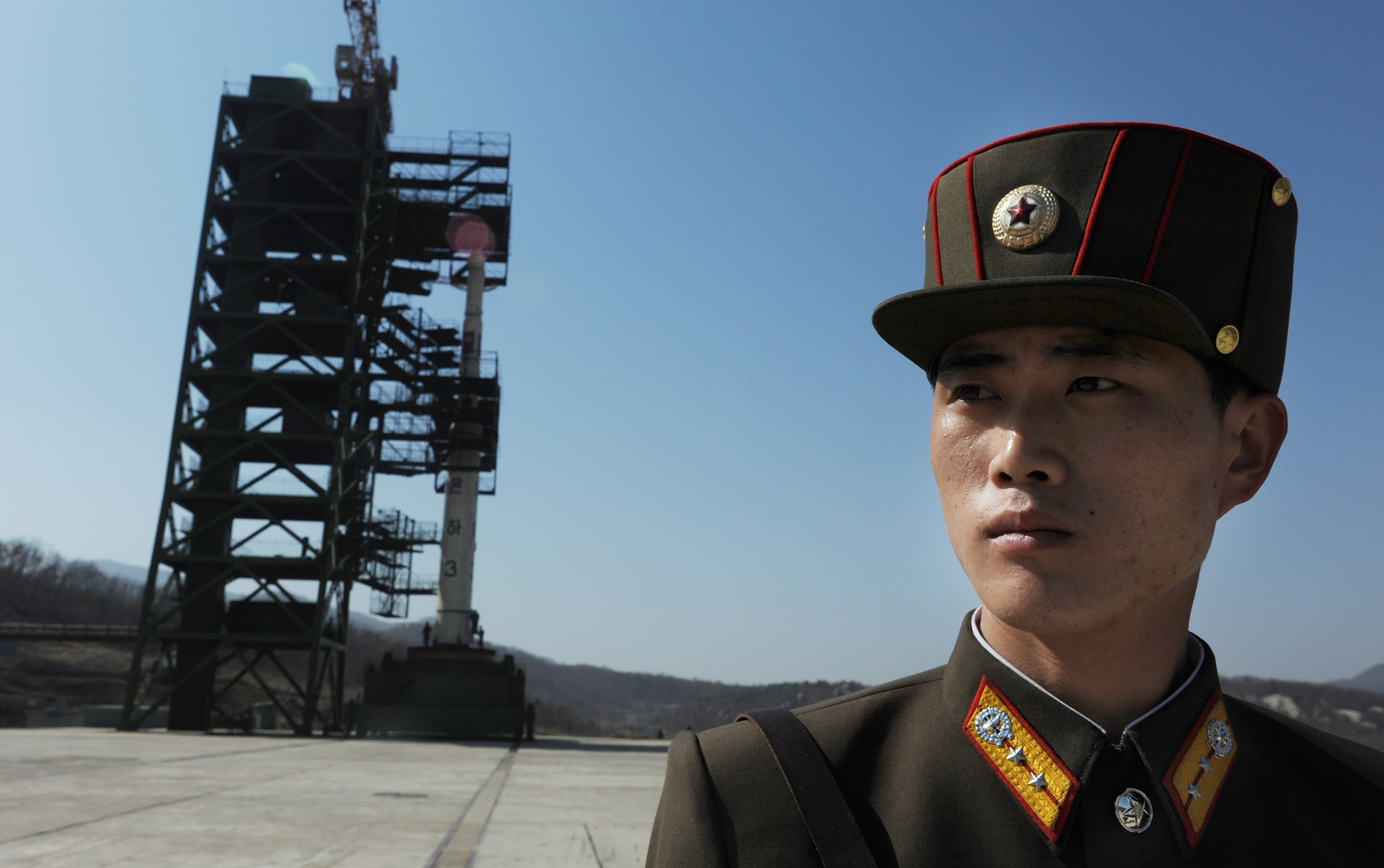 North Korea opens its window for rocket launch - CNN.