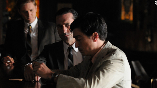 'Mad Men's' murder mystery