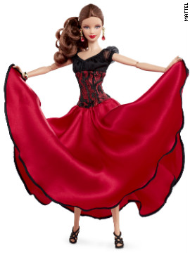 "The paso doble isn't the only genre on ""Dancing with the Stars"" to inspire a doll. There are also samba and waltz dolls."