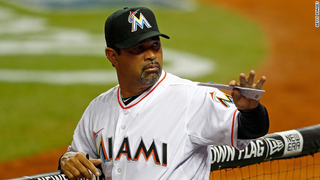 Marlins manager Ozzie Guillen has apologized, and been suspended for five games, after his remarks about Fidel Castro.
