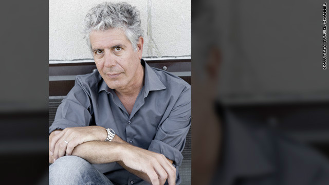 Bourdain's back with more 'No Reservations'