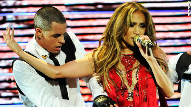 Jennifer Lopez's latest beau is dancer/choreographer Casper Smart.