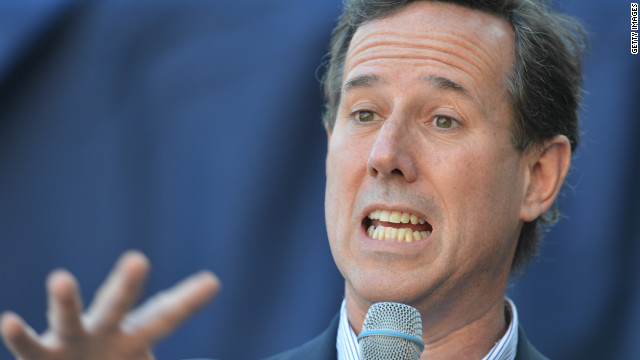 Overheard on CNN.com: Can public, private life coexist? Santorum suspends campaign