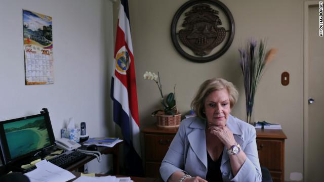 El diplomático costarricense secuestrado en Venezuela fue liberado