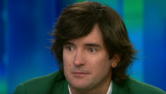 "Bubba Watson, his wife: ""She's my best friend"""