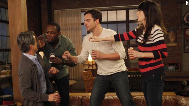 &#039;New Girl&#039;: Jess, Fancyman&#039;s first fight