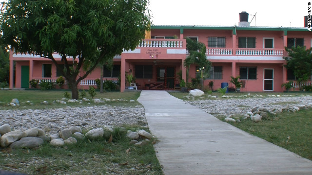 The New Life Children's Home and Rescue Center, which Miriam Frederick founded in 1977, houses 130 children.