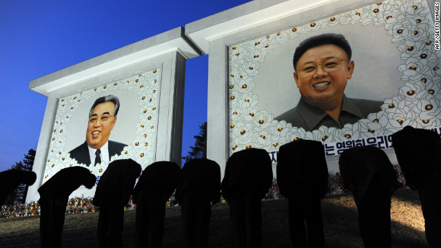 North Korea: Kim's uncle executed...