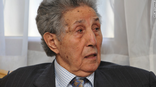Former Algerian President Ahmed Ben Bella died on April 11 at the age of 96.