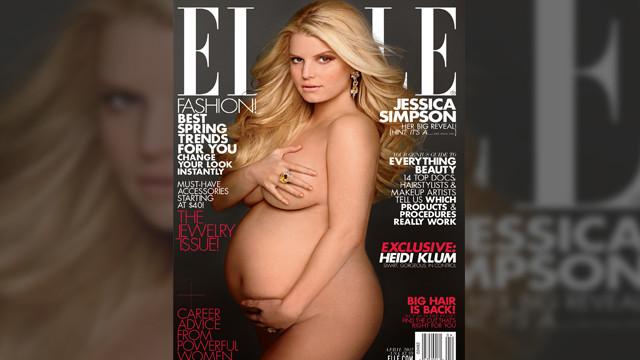 """Jessica Simpson: """"Es el último chance de verme gorda"""""""