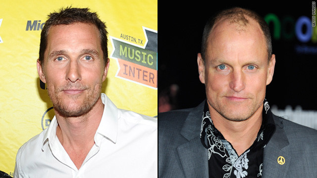 McConaughey, Harrelson to star in new detective series?