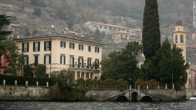 While you're unlikely to get an invite to George Clooney's Italian villa, there's no reason you shouldn't rent a villa of your own.