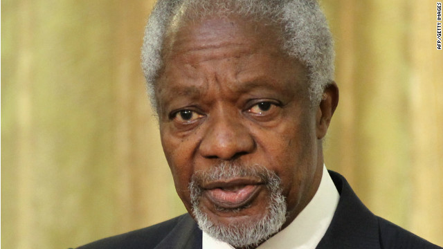 Annan: Observer mission is last chance to stabilize Syria