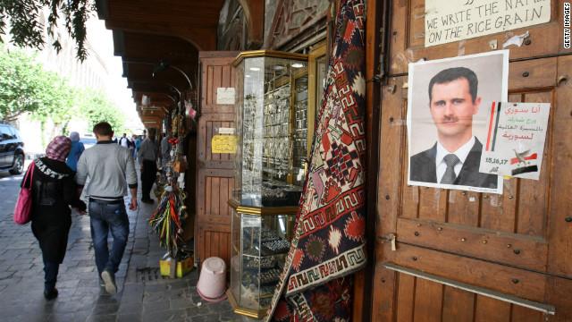 """""""El alto al fuego del gobierno sirio es imposible"""", dice un combatiente"""