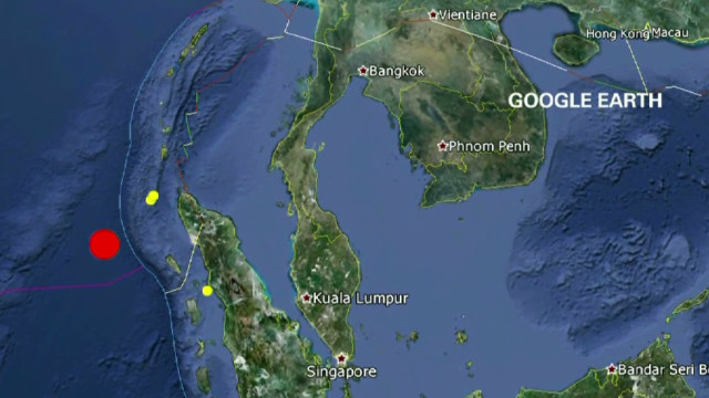 The latest Indonesian quake was the largest 'strike-slip' earthquake ever recorded