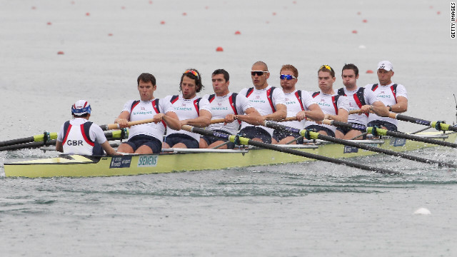 Sbihi and his eights crew claimed silver behind Germany at the World Cup event in Munich last year. They also had to settle for silver behind the dominant Germans at the 2011 World Championships in Slovenia.