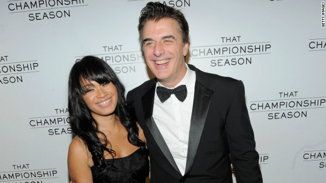 Chris Noth, Tara Wilson tie the knot