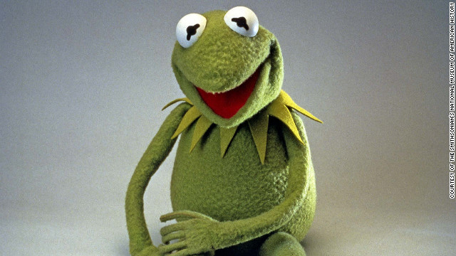 "Puppeteer Jim Henson's creation and alter ego Kermit the Frog remains an American icon recognized worldwide as the star of ""Sesame Street"" and ""The Muppet Show."""