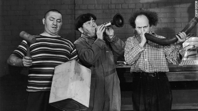 The Throwback: 'Three Stooges' greatest hits (and pokes, and nyuks)