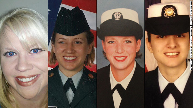 Rape victims say military labels them 'crazy'