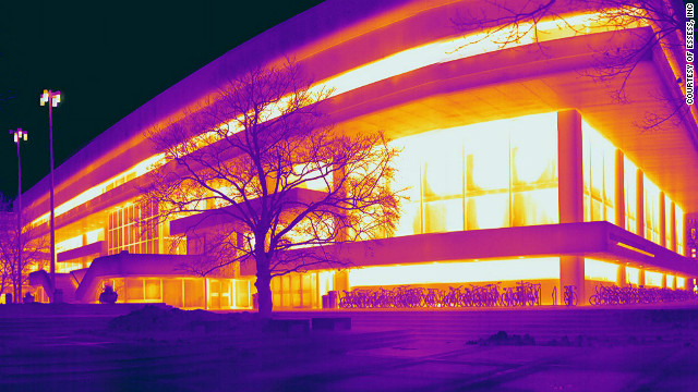 Massachusetts-based startup, essess is hoping to revolutionize energy efficiency in resiedental and business properties by scanning millions of buildings with thermal imaging cameras.