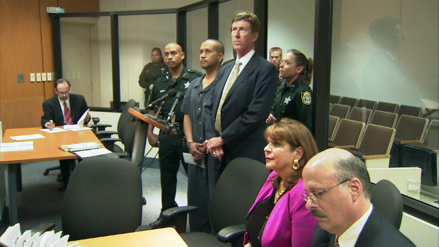 George Zimmerman appears before judge