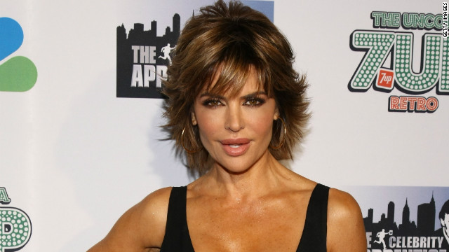 Lisa Rinna does Depend underwear ad for charity