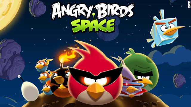 """Encuentran virus en una versión falsa de """"Angry Birds: Space"""" para Android"""