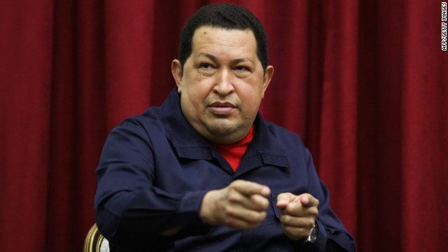 Chavez returns to Venezuela after latest round of treatment