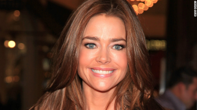 Denise Richards to guest on Charlie Sheen's show