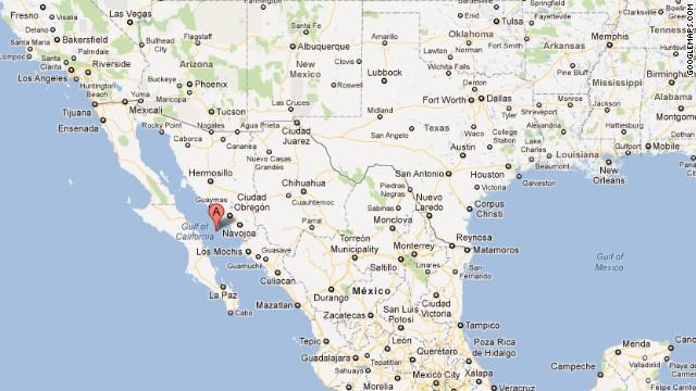 Sismos de 6,9 y 6,2 sacuden Baja California