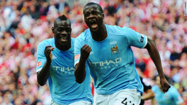 Porto's fine after its fans made monkey chants at Manchester City's Mario Balotelli and Yaya Toure was less than the English club's punishment for being late on the field in another match.